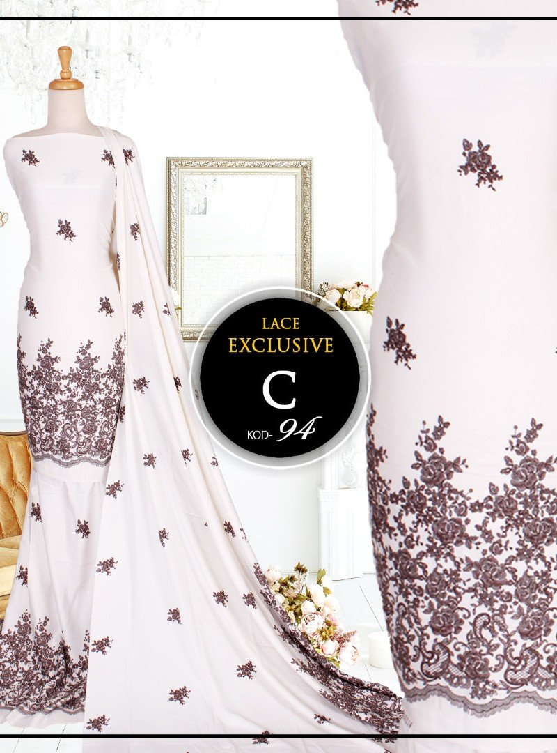 Printed Lace 94-C