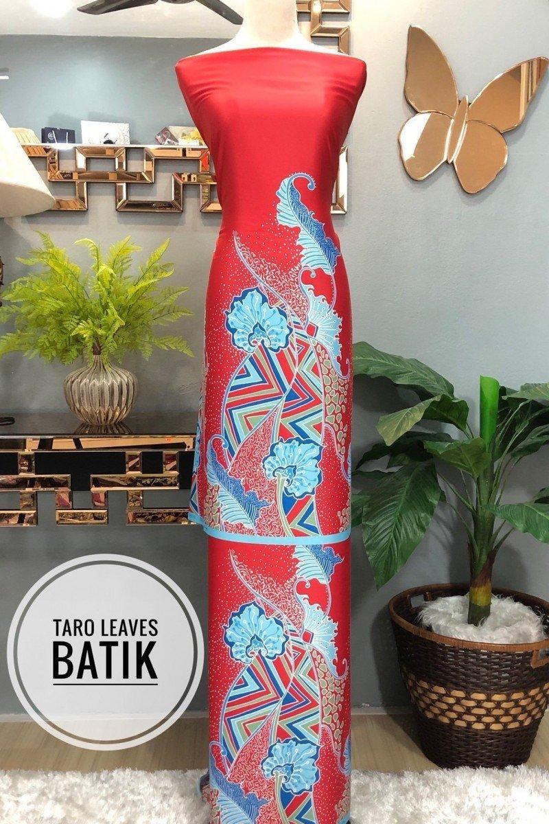 Batik Taro 01