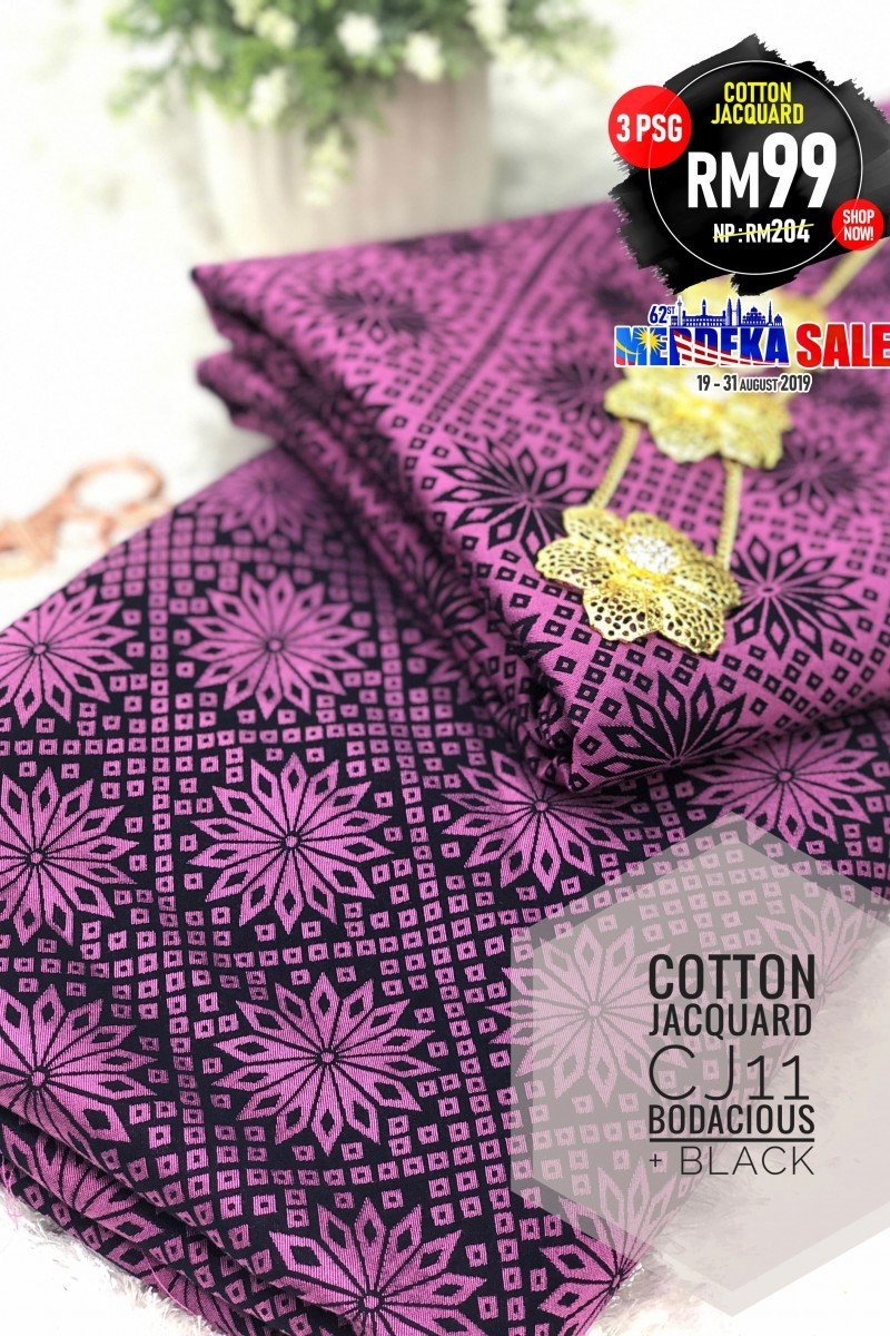 Cotton Jacquard 11