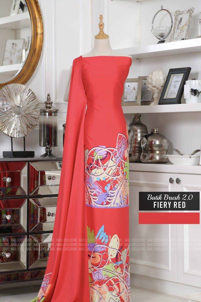 Batik Brush 04 – Merah