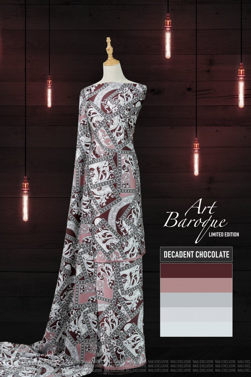 Art Baroque 03 – Decadent Chocolate