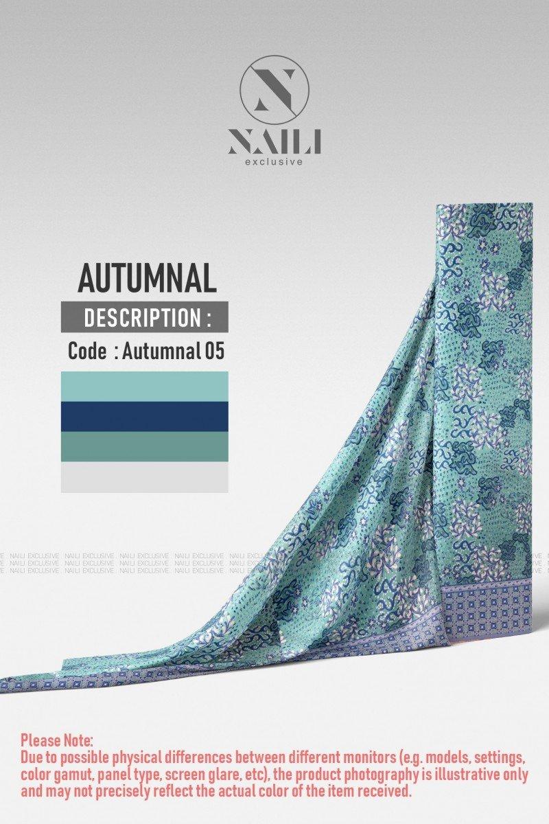 Batik Autumnal 05