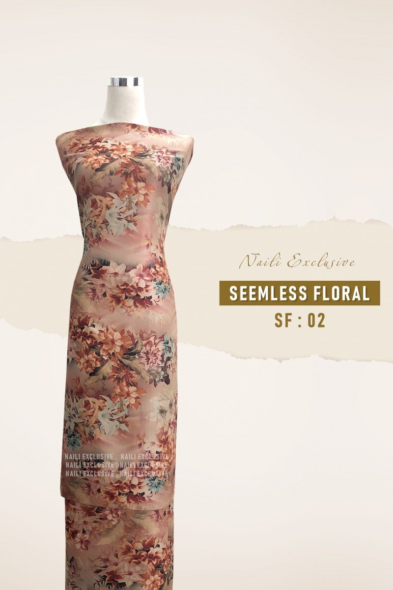 Seemless Floral 02