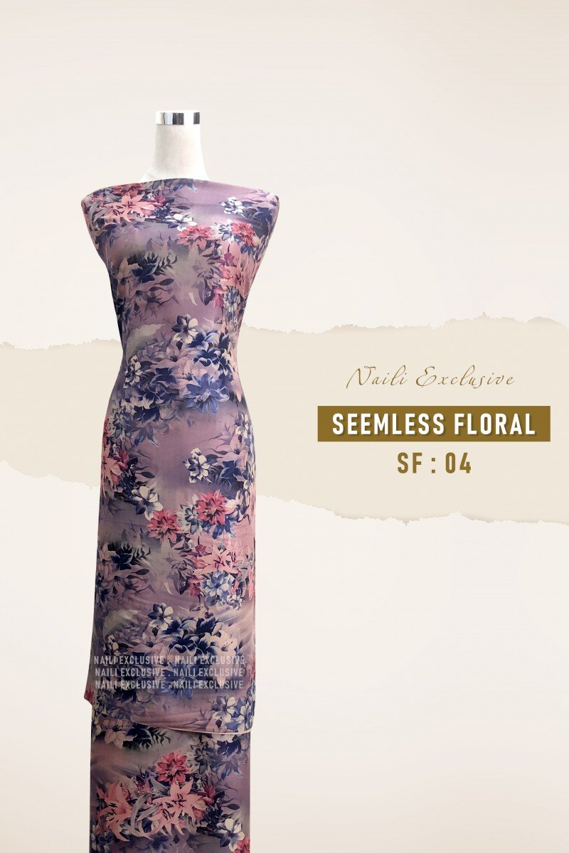 Seemless Floral 04