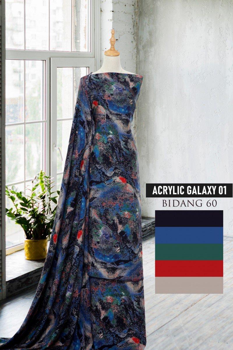 Acrylic Galaxy 01