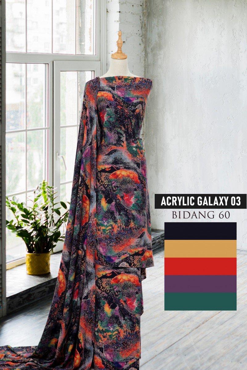 Acrylic Galaxy 03