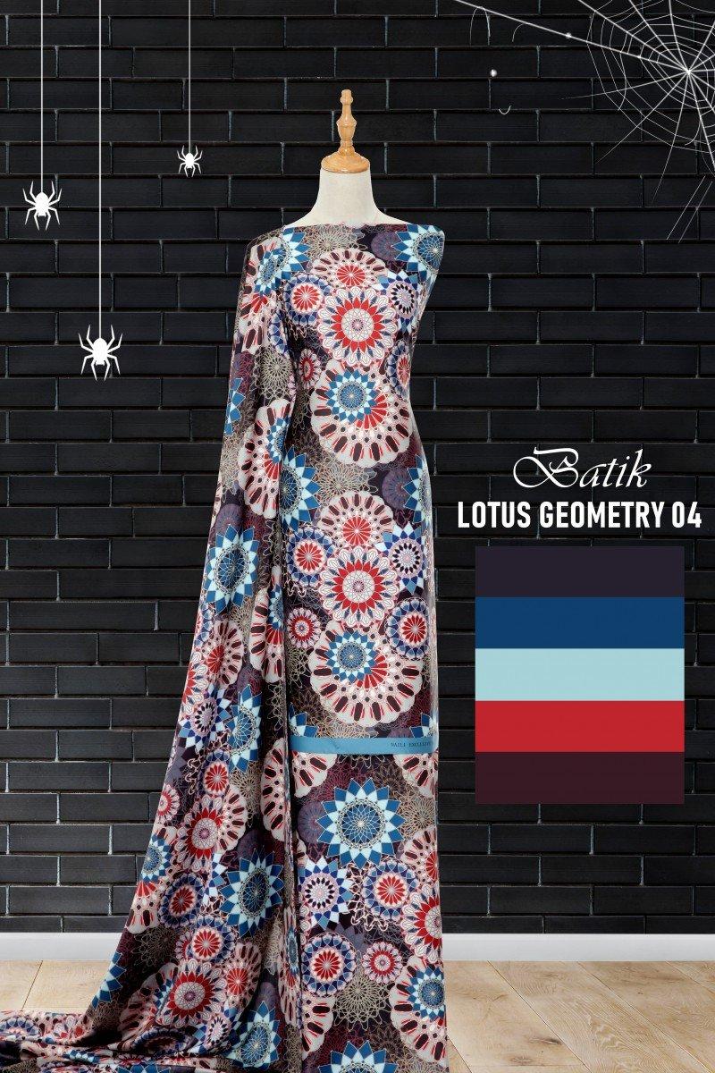 Lotus Geometry 04