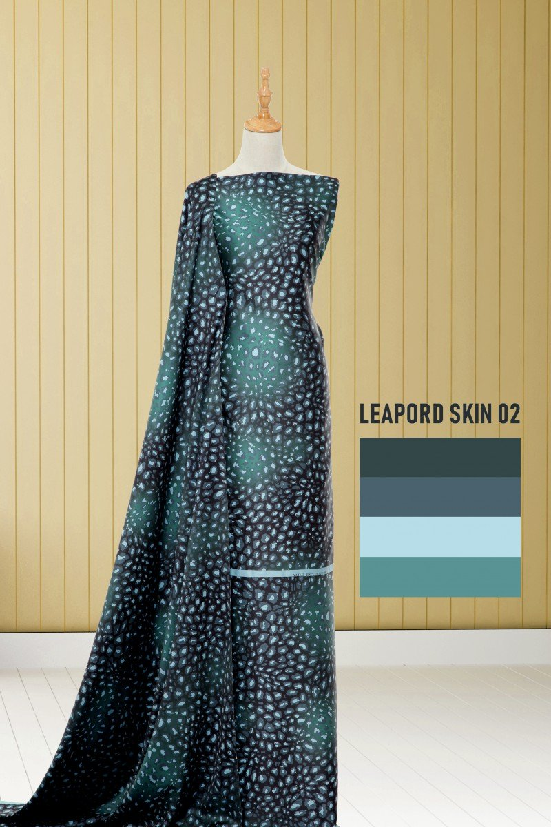 Leapord Skin 02