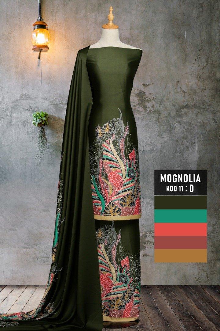 Batik Mognolia 11D