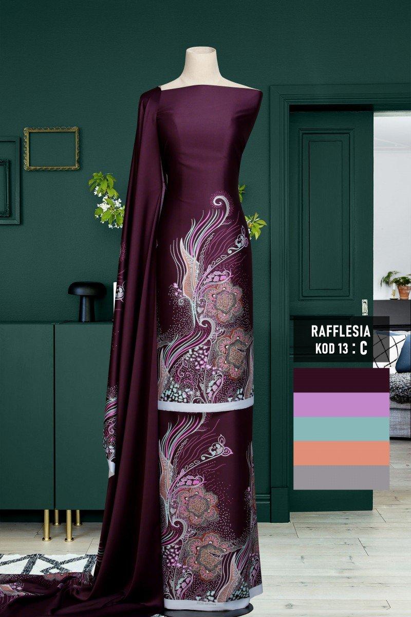 Batik Reflesia 13-C