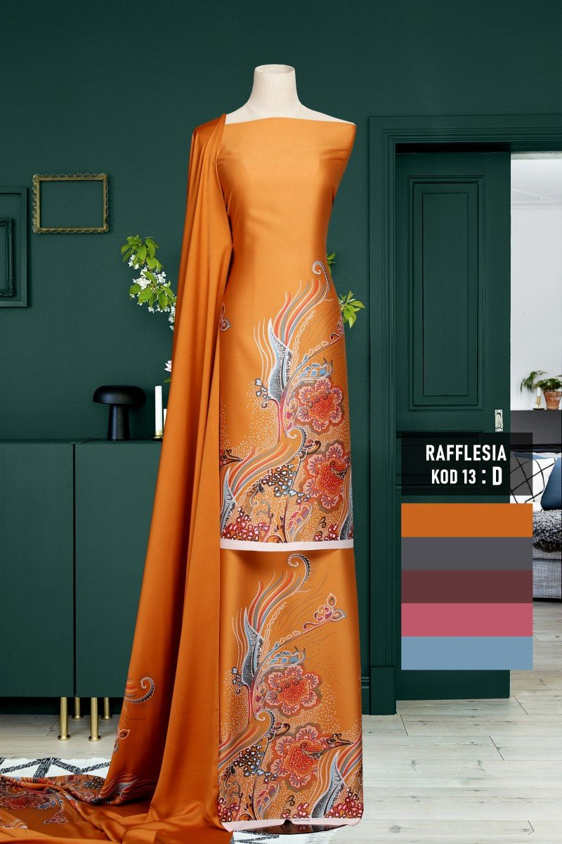 Batik Reflesia 13-D