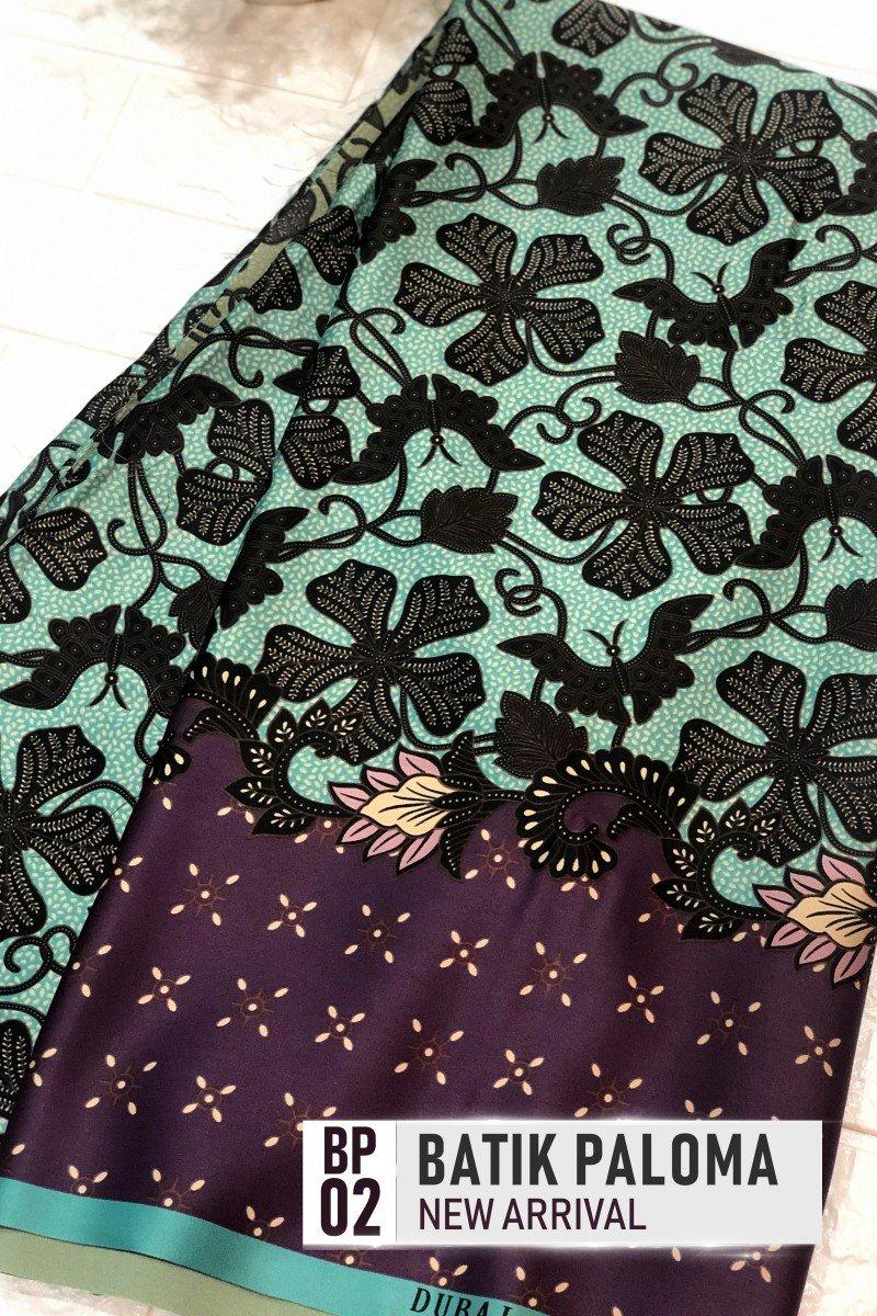 Batik Paloma 02