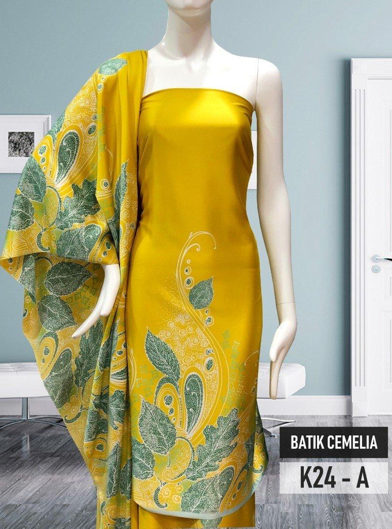 Batik Camelia K24-A