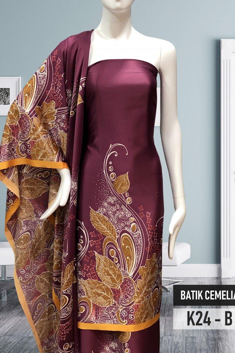 Batik Camelia K24-B