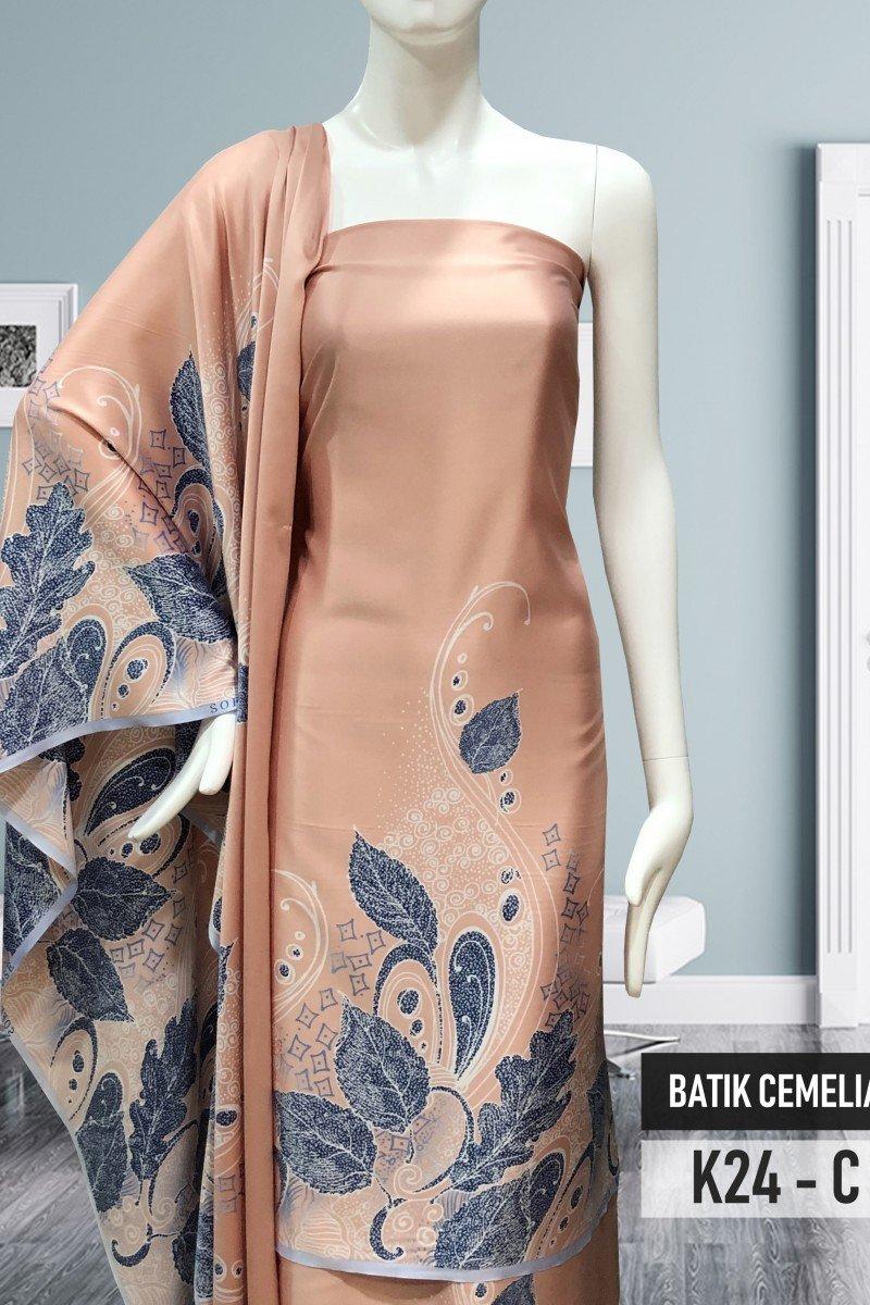 Batik Camelia K24-C