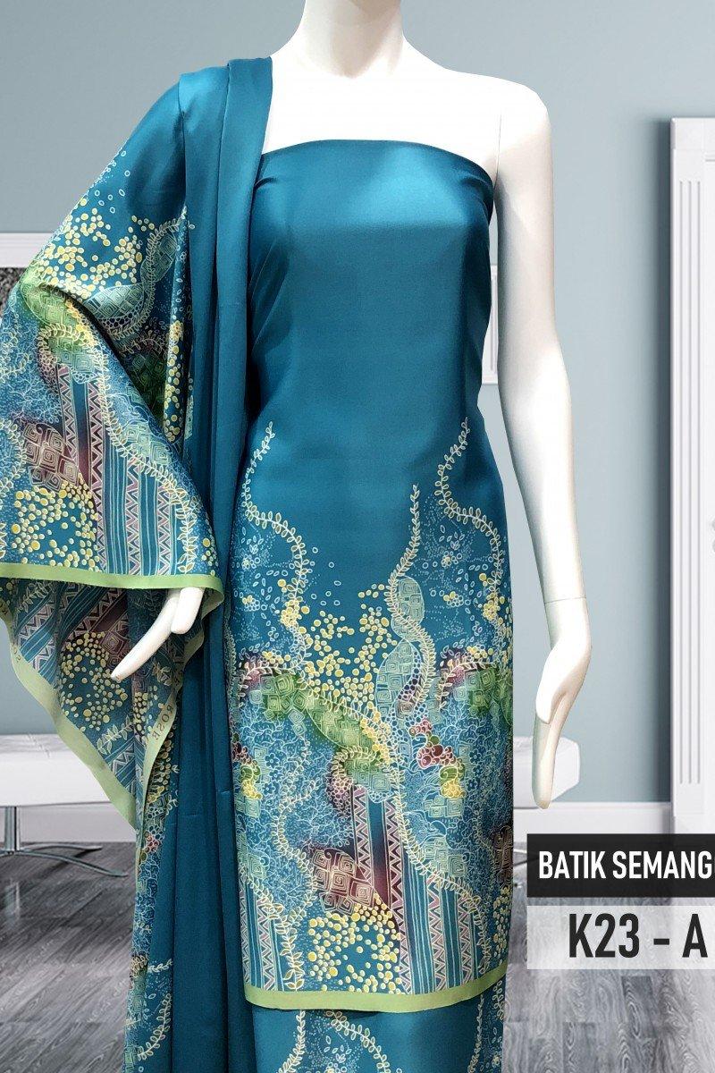 Batik Semanggi K23-A