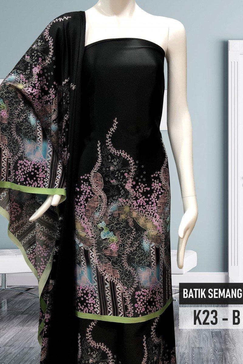 Batik Semanggi K23-B