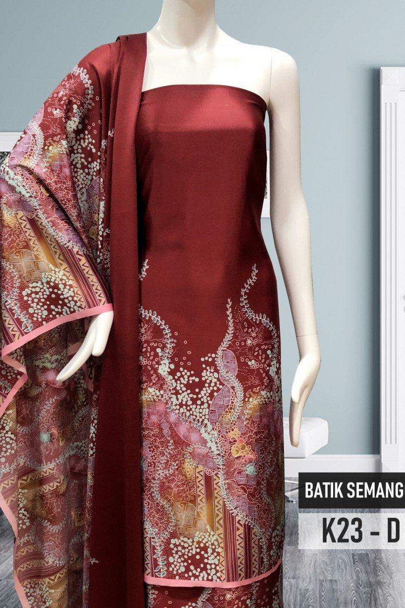 Batik Semanggi K23-D