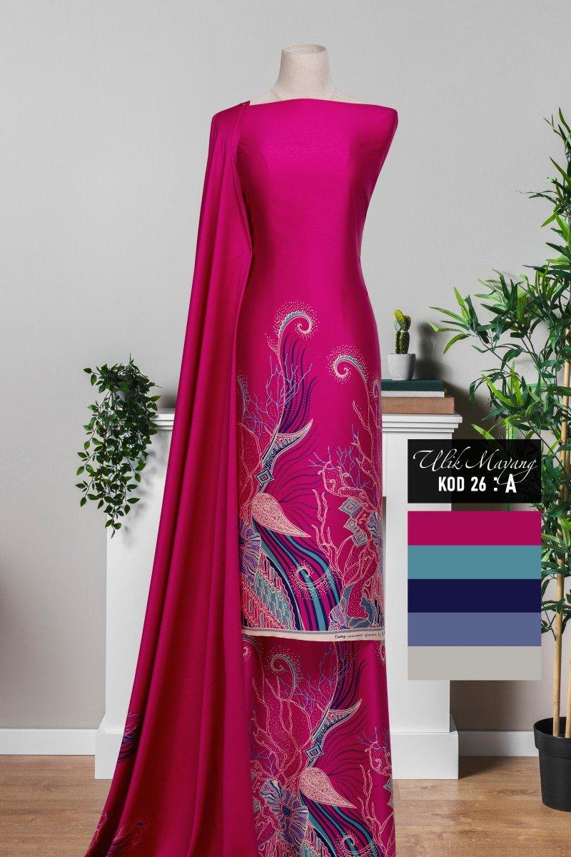 Batik Ulik Mayang 26-A