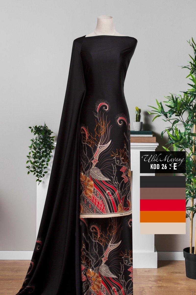 Batik Ulik Mayang 26-E