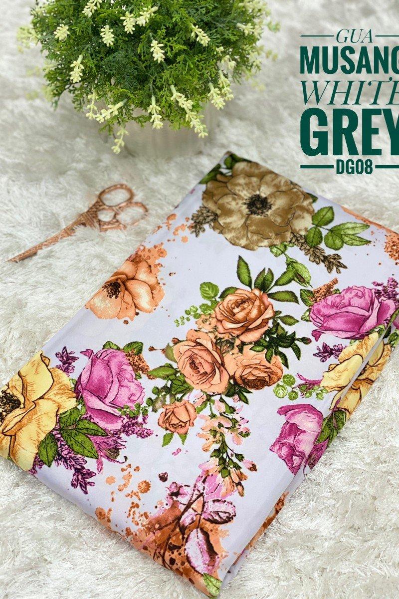 Musang White Grey [DG08]