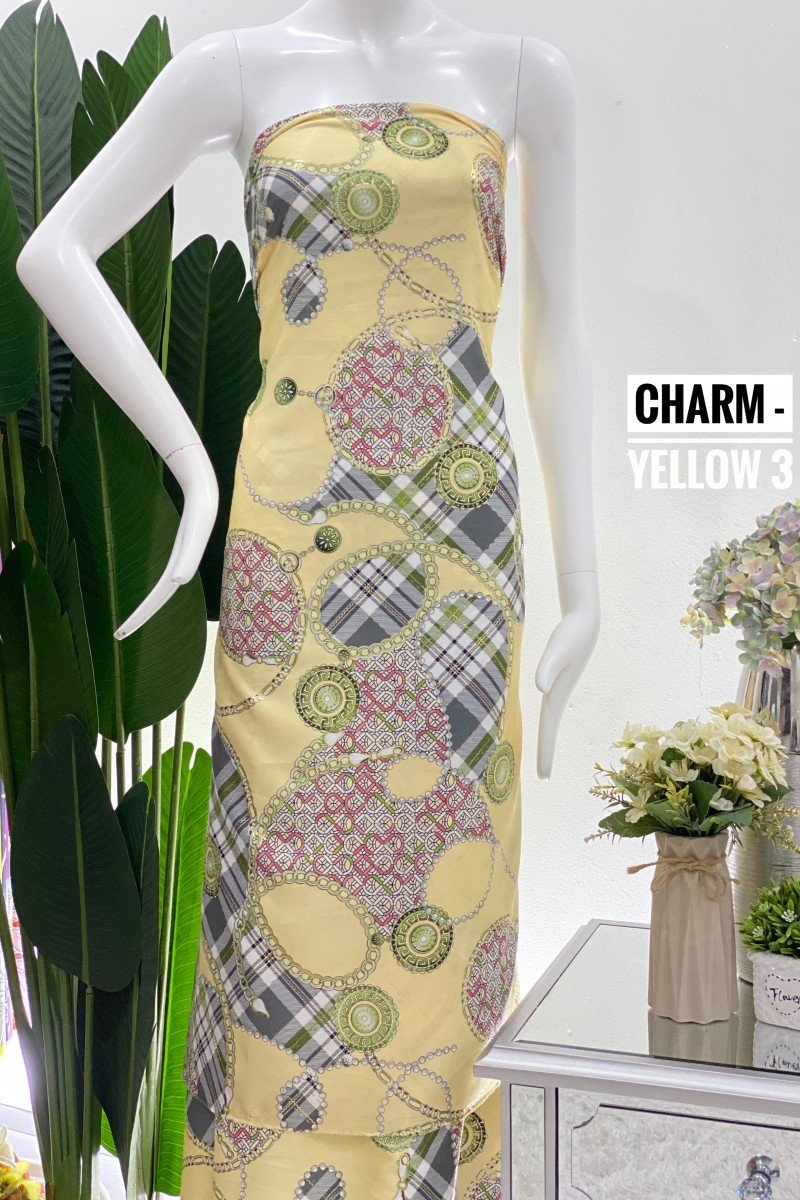 Charm Gold Yellow 03