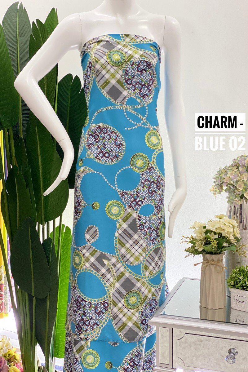 Charm Gold Blue 02