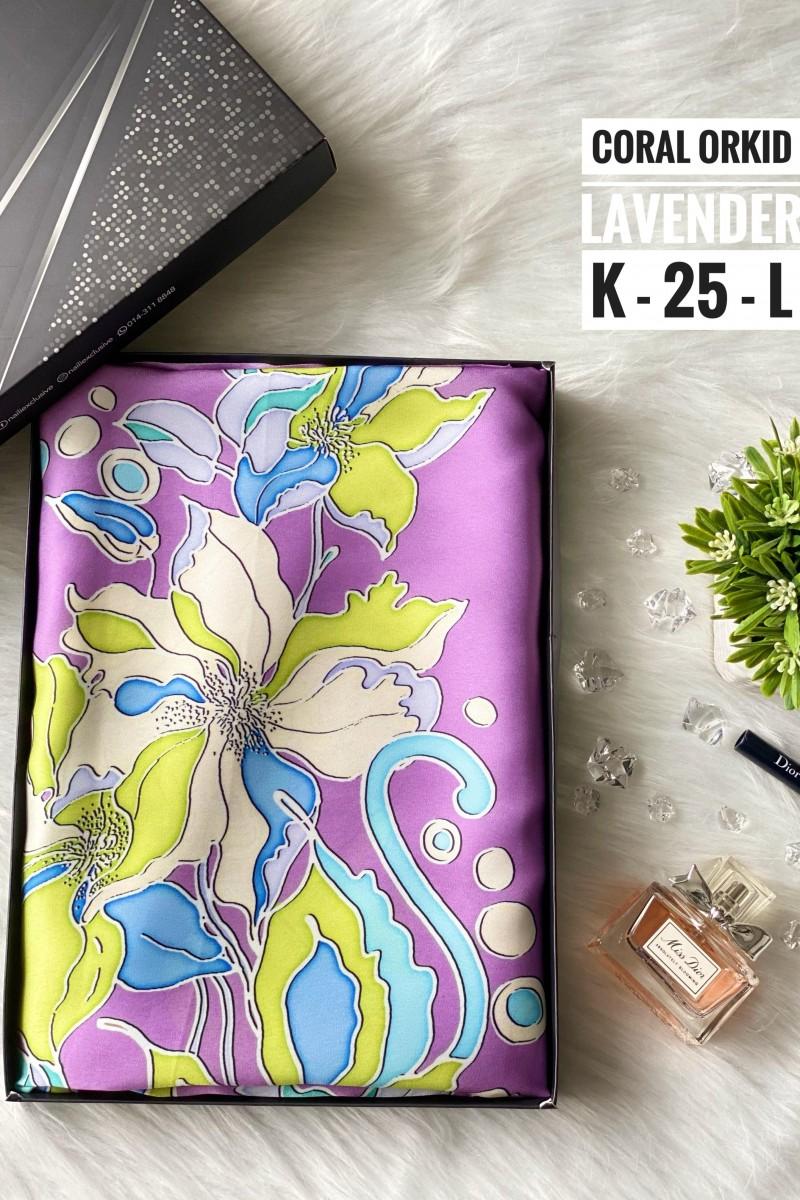 Coral Orchid K25-L