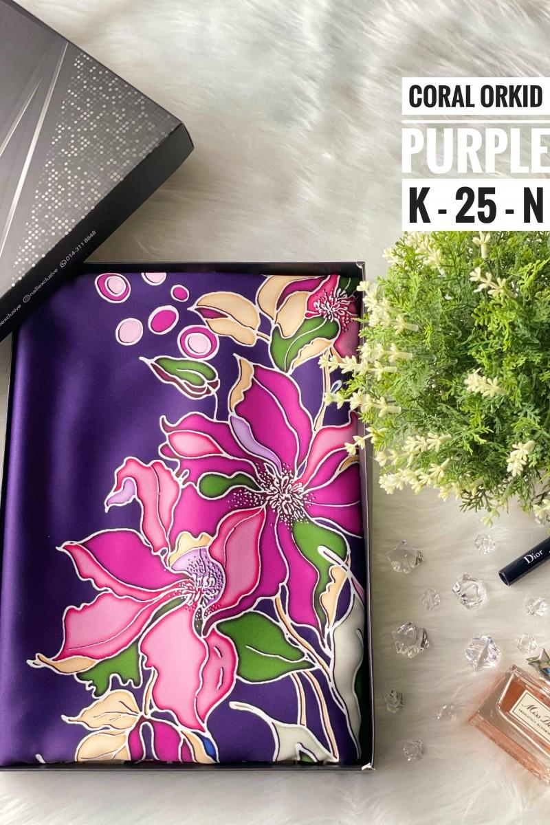 Coral Orchid K25-N