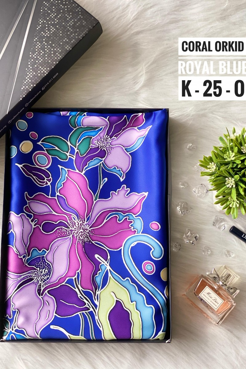 Coral Orchid K25-O