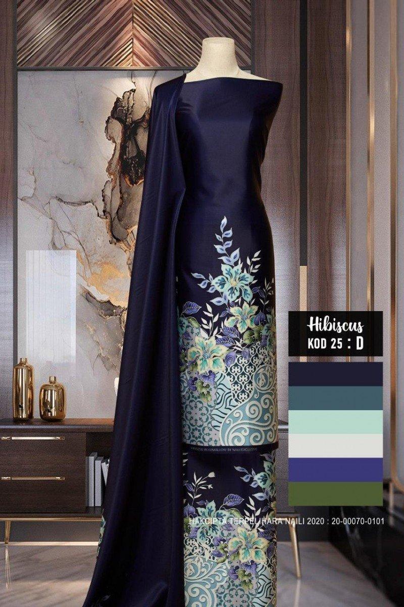Hibiscus 25-D