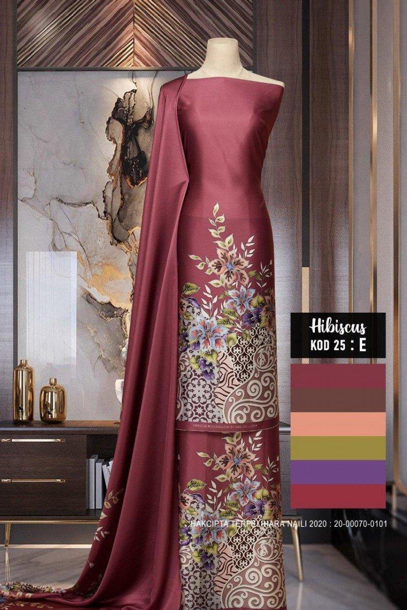 Hibiscus 25-E