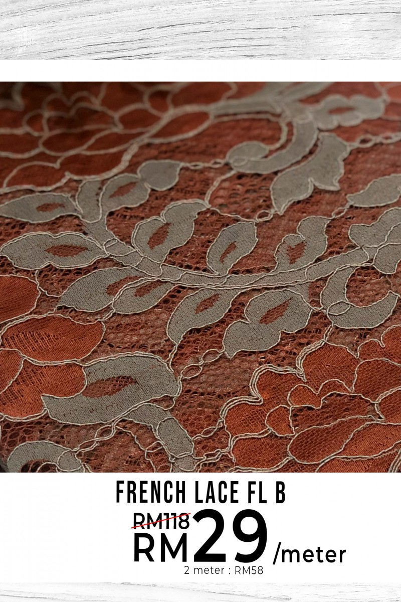 French Lace B