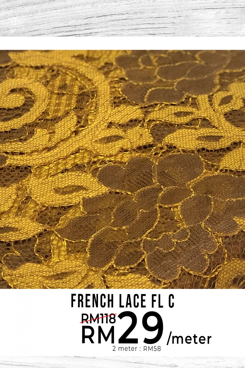 French Lace C
