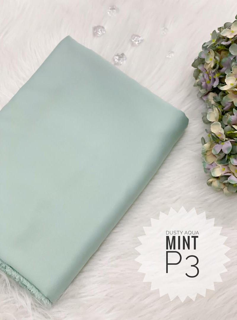 P3 – Dusty Aqua Mint