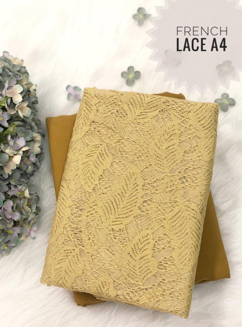 French Lace A4