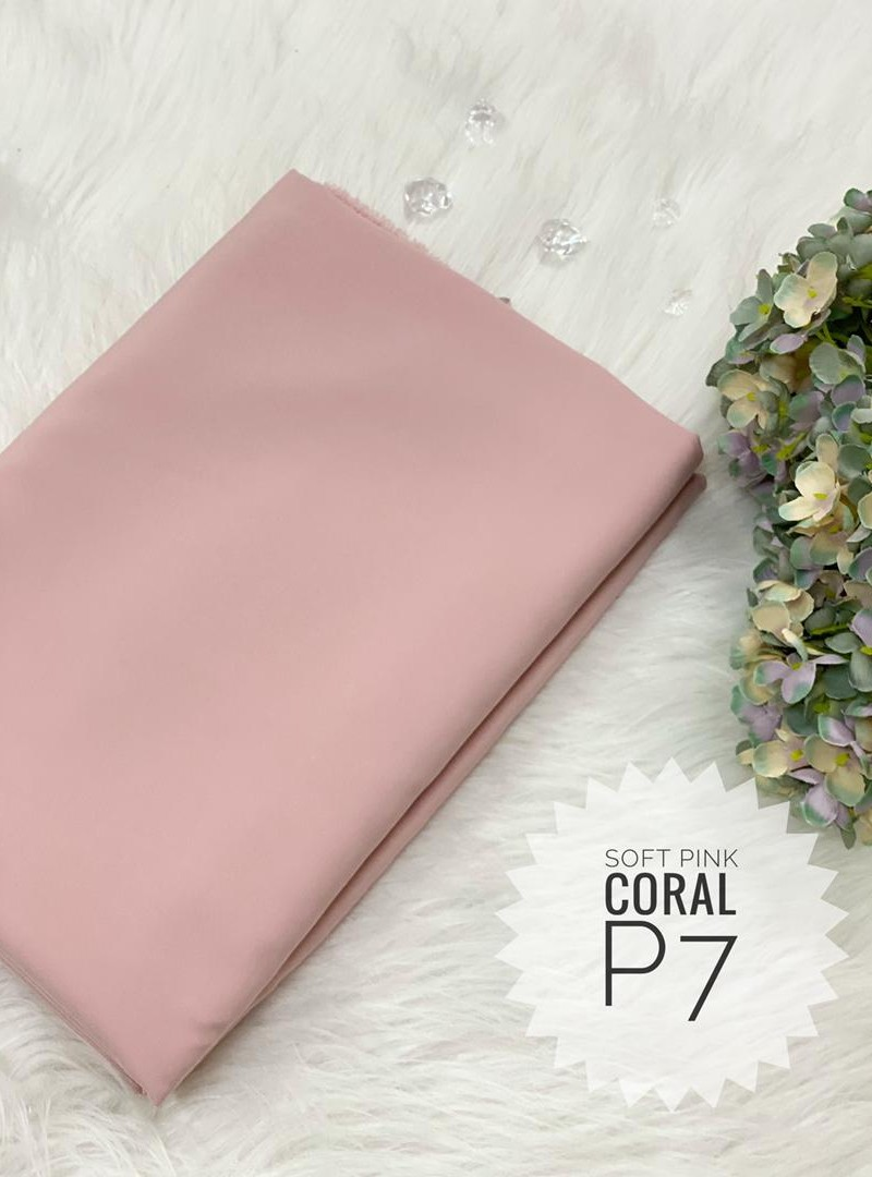 P7 – Soft Pink Coral