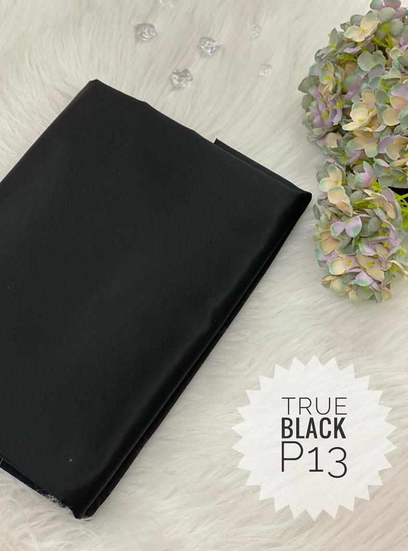 P13 – True Black