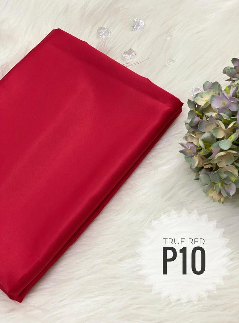 P10 – True Red