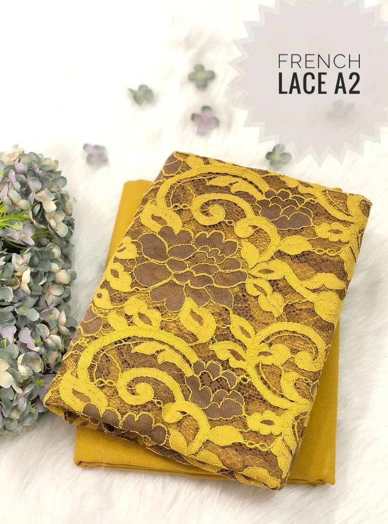 French Lace A2