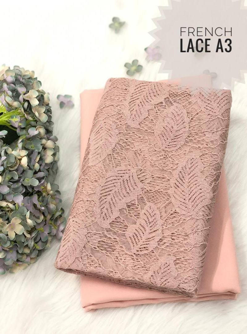 French Lace A3