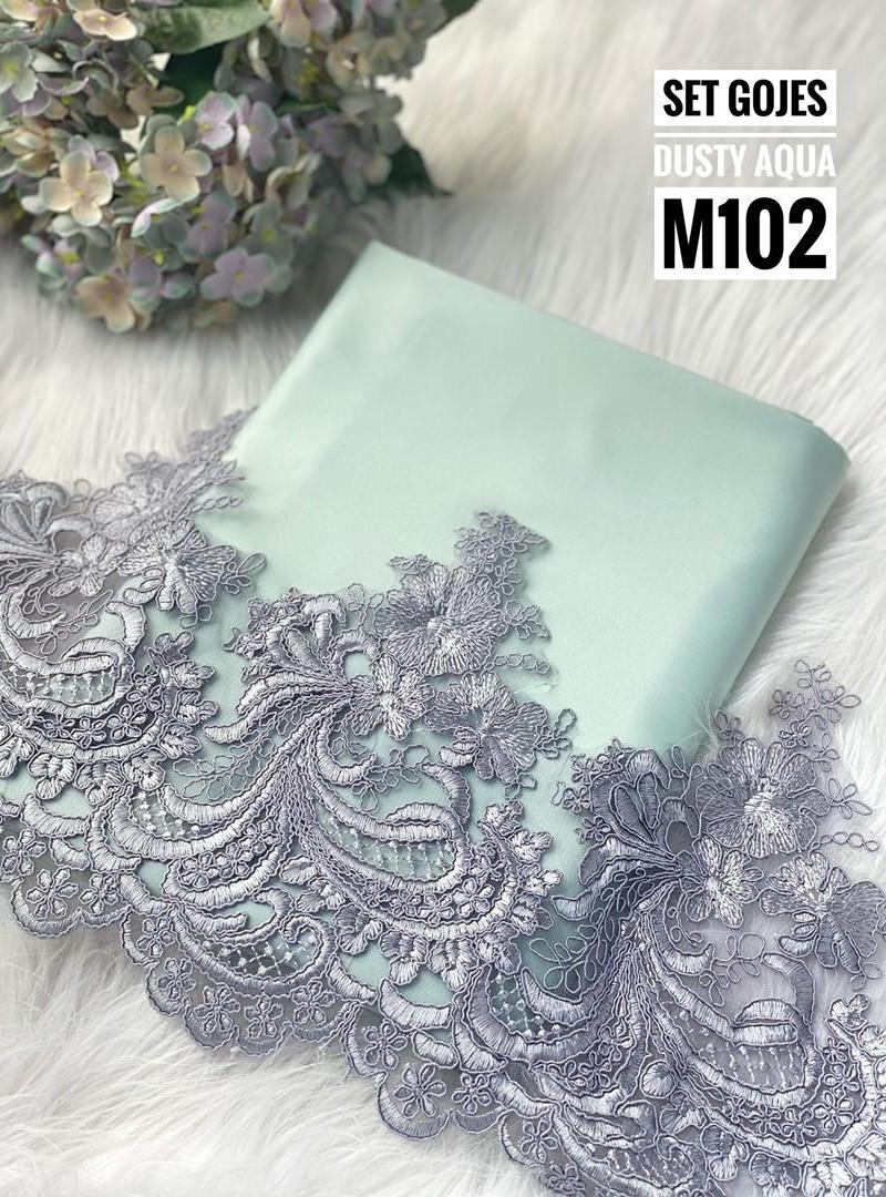 M102 – Set Lace Gojes
