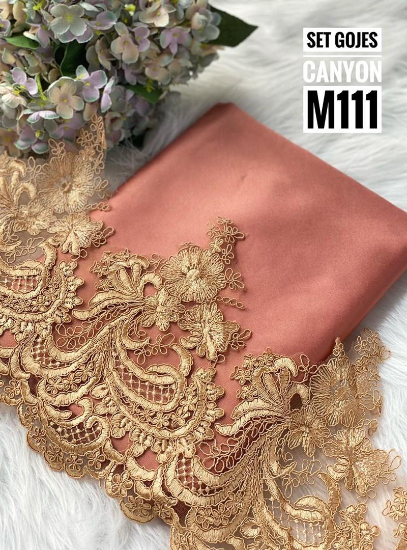 M111 – Set Lace Gojes