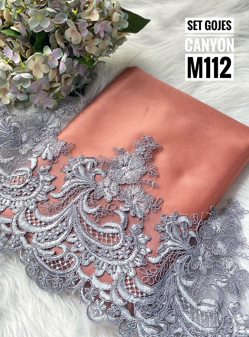 M112 – Set Lace Gojes