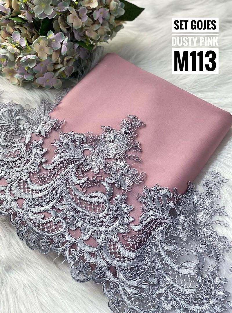 M113 – Set Lace Gojes