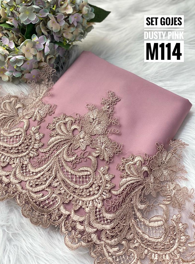 M114 – Set Lace Gojes