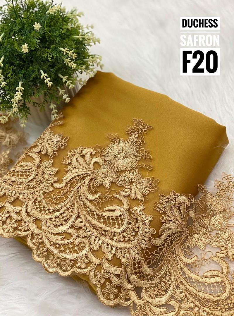 duchess lace [F19, F20 & F21]