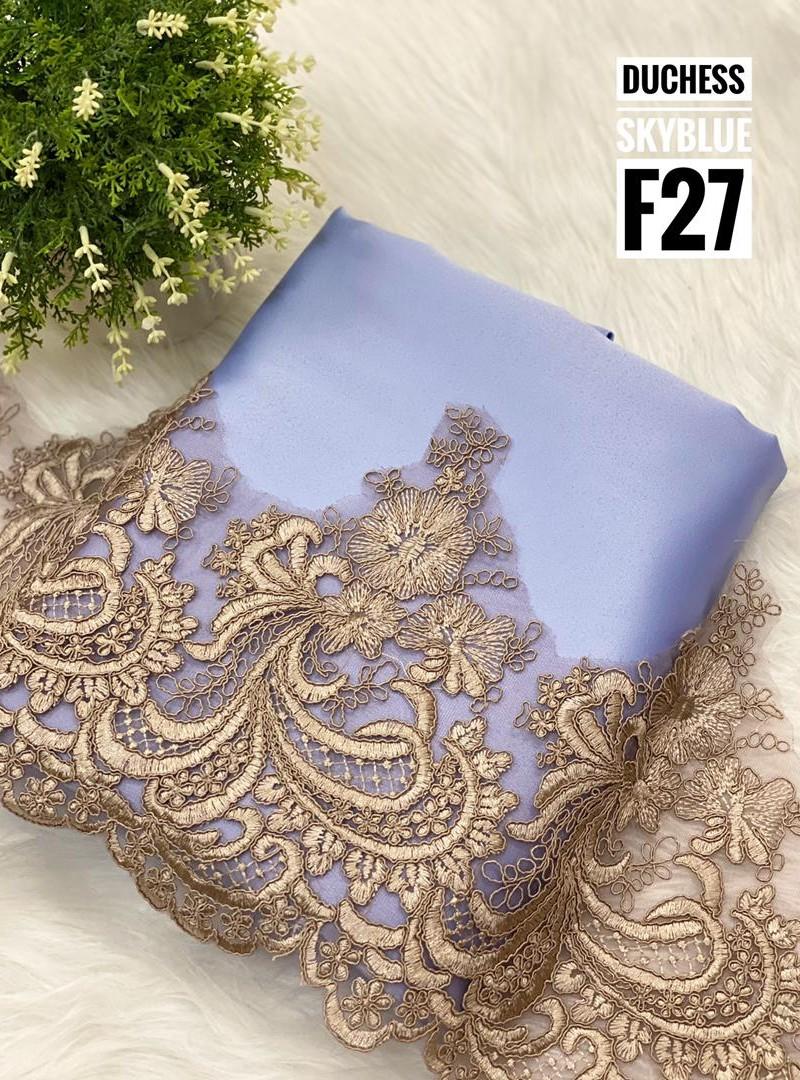 duchess lace [F26, F27 & F28]