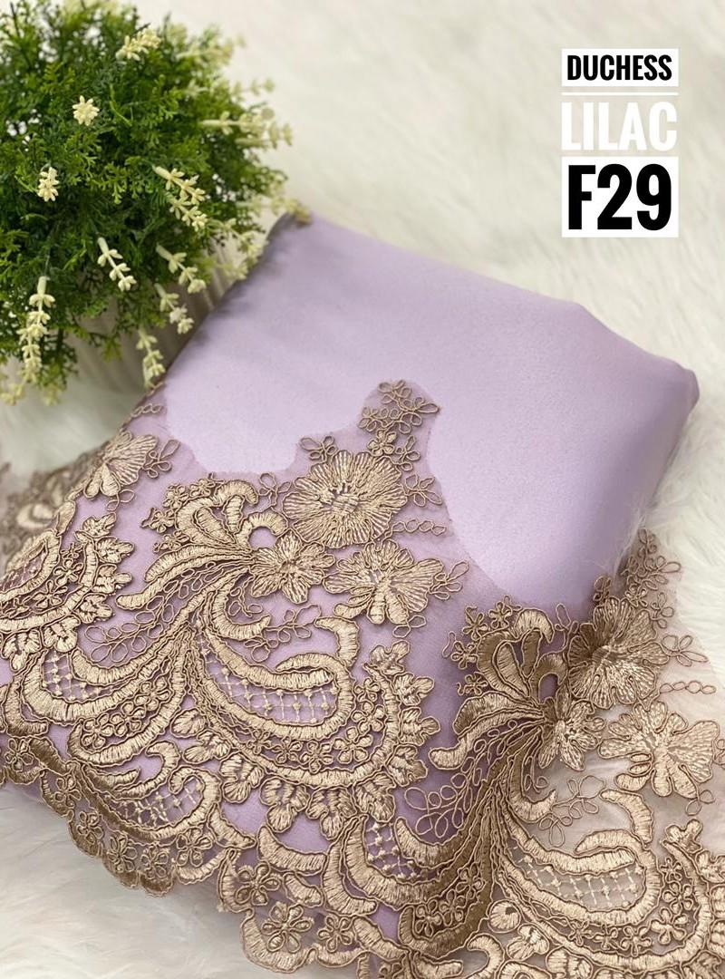 duchess lace [F29, F30, F31, F32 & 33]