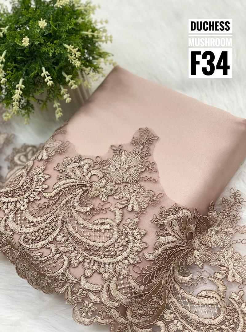 duchess lace [F34, F35 & F36]
